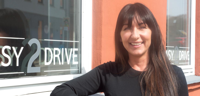 Kørelærer Sarah Sandvad Iversen Skørping køreskole i Nordjylland